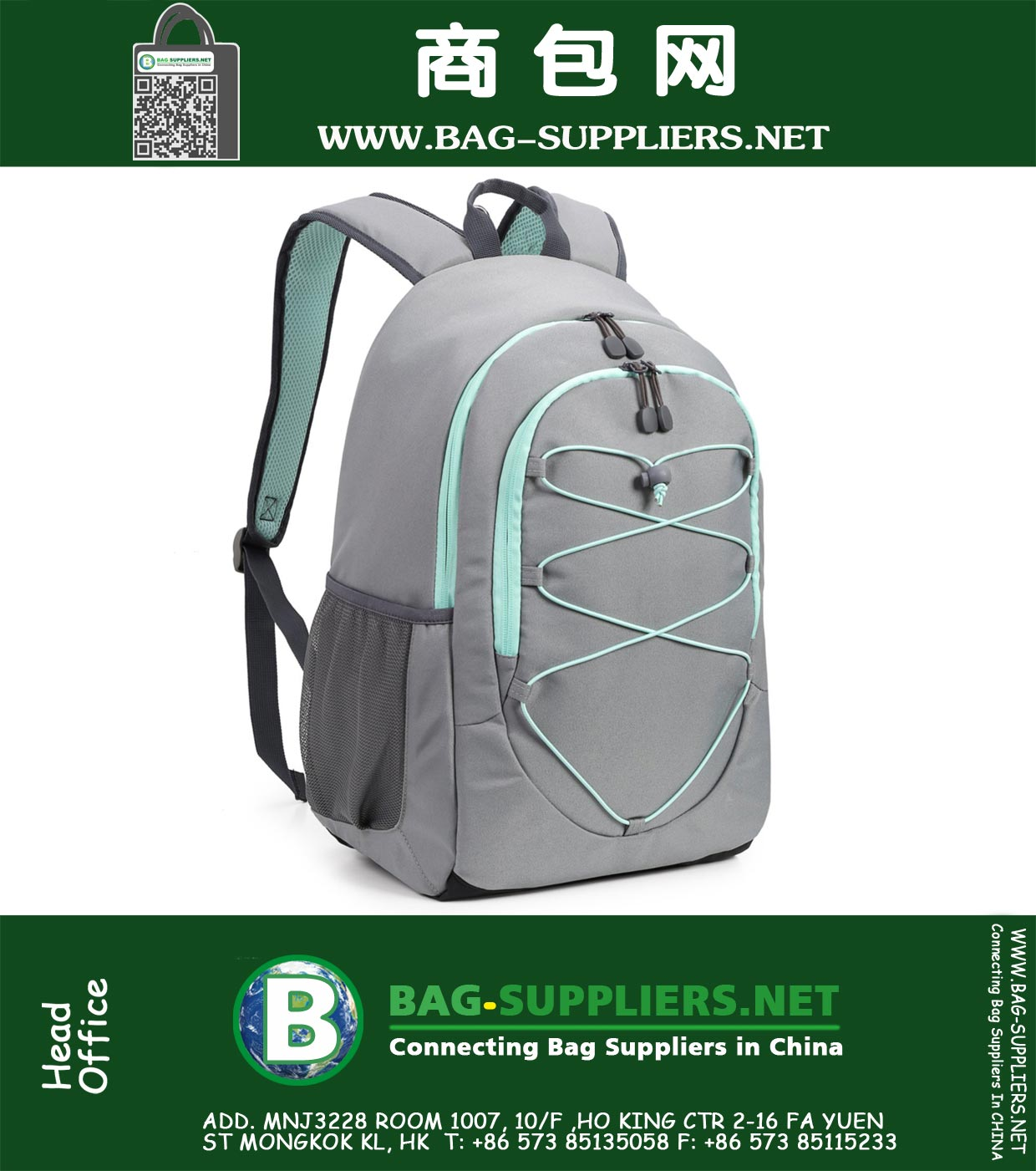 Cooler Backpack Water-resistant Lightweight Backpack with Cooler Large Capacity 25L for Picnics, Camping, Hiking 28 Cans, ZY-TLCA0081