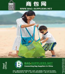 bolsos de la playa