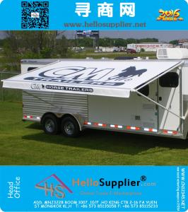 Travel Trailer Sheds