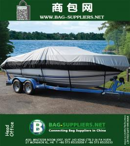 Universal-Fit Boat Covers