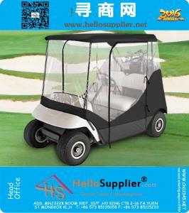Transparent Golf Cart Covers
