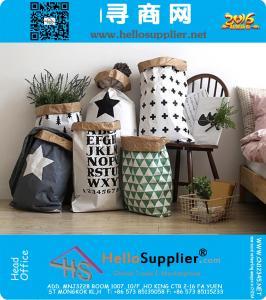 Geometric Paper Bags
