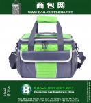 Large Soft Cooler Bag Insulated Lunch Box Bag Picnic Cooler Tote with Dispensing Lid